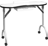 "Hairway Portable manicure table ""Standard"""