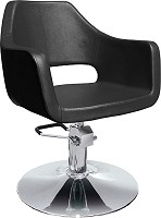 "Hairway Styling Chair ""NEO"" Black"