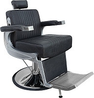 "Hairway Barber Chair ""David"" Black"