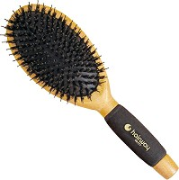 Hairway Cushion brush made of genuine wood